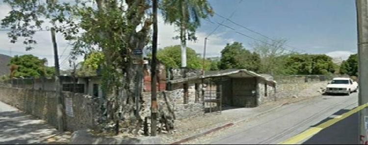 Terreno en venta en villa de ayala estado. de morelos