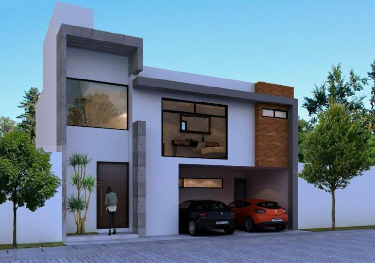 Casa nueva en pre-venta la radial cholula