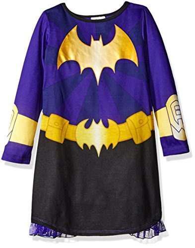 Dc Comics Girls Big Batgirl Dc Heroe Manga Larga Dorm Con C