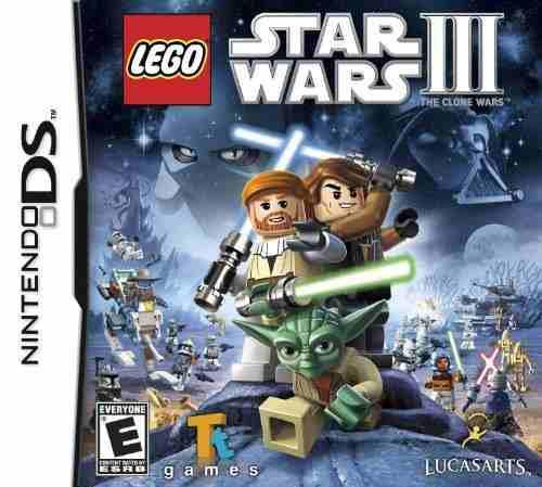 Juegos,lego star wars iii the clone wars - nintendo ds..