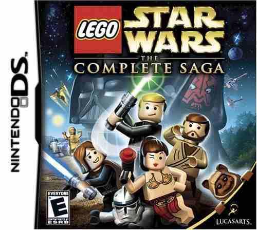 Juegos,lego star wars the complete saga - nintendo ds..