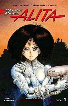 Libro - Battle Angel Alita Deluxe Edition 1
