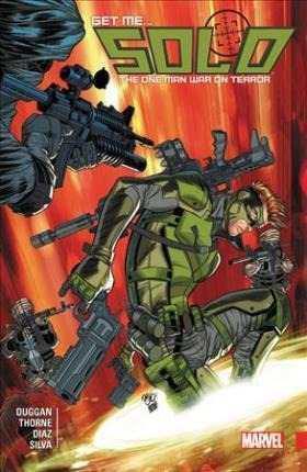 Libro - Solo Vol. 1: The One-man War On Terror