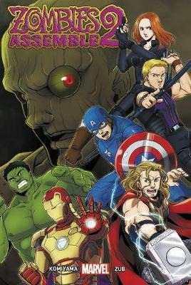 Libro - Zombies Assemble Vol. 2 Manga