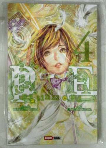Manga Platinum End #4 - Panini En Español