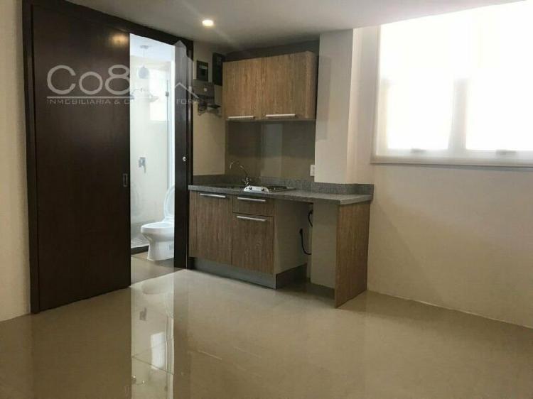 Renta - loft - polanco - 22m2 - $12,500