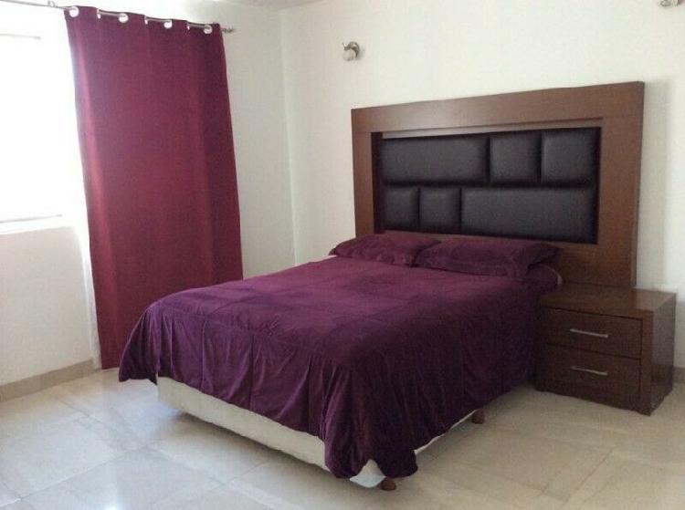 Rento 2 habitaciones amuebladas excelente ubicación