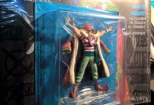 Salvat- One Piece #.11 Buggy El Payaso
