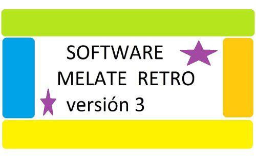 Software para pronosticar el sorteo melate retro version 3