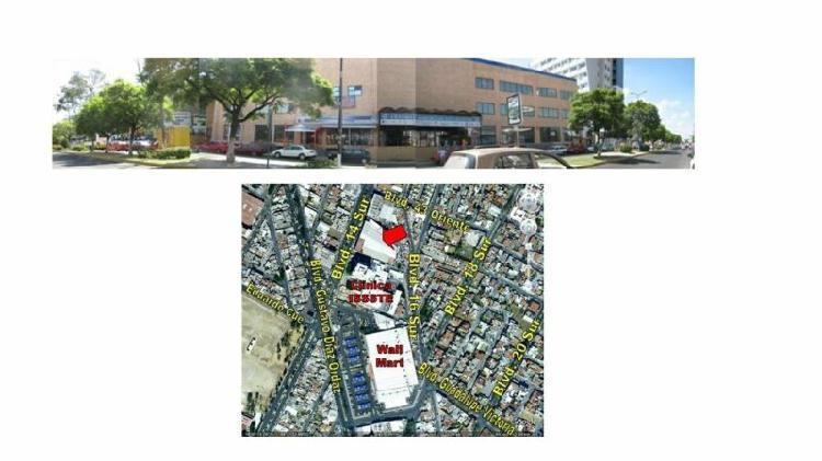 Venta y renta de locales comerciales (centro comercial san
