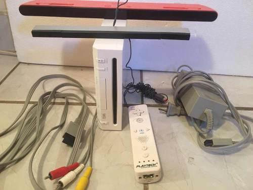 Wii usado + juegos wii