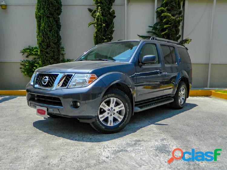 Nissan pathfinder advance 2012