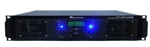 Amplificador de audio profesional de 2900 watts rms stp3600