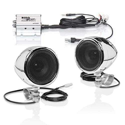 Boss audio mc420b bluetooth, sistema de sonido de amplificad