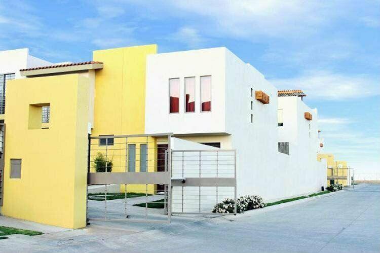 Casa de 3 recámaras en coto privado, vista panorámica.