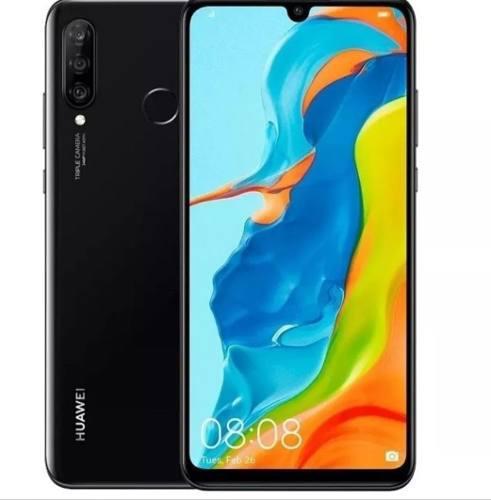 Huawei p30 lite 128gb 4ram 3 camaras 20 mpx solo at&t nuevo