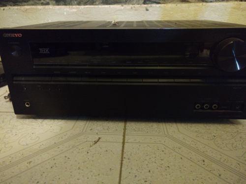 Onkyo receiver 7.1 canales amplificador teatro en casa