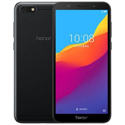 Teléfono inteligente huawei honor 7s negro 2 + 16gb negro