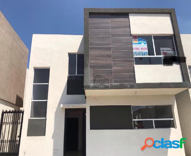 Casa nueva venta en Cerezos Apodaca