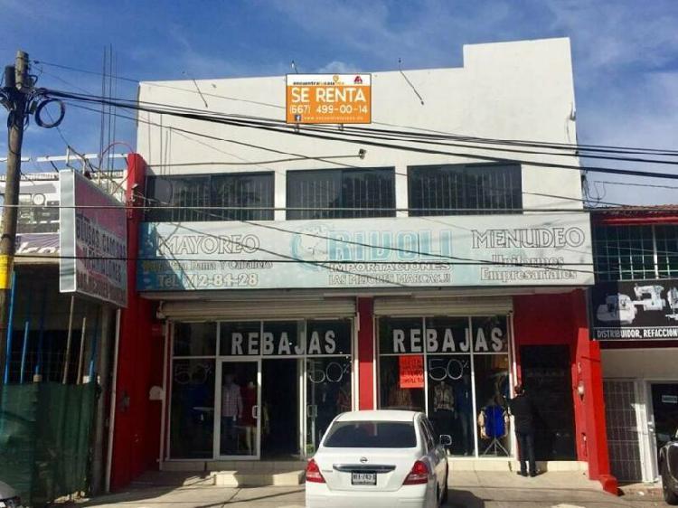 Local en renta centro culiacan