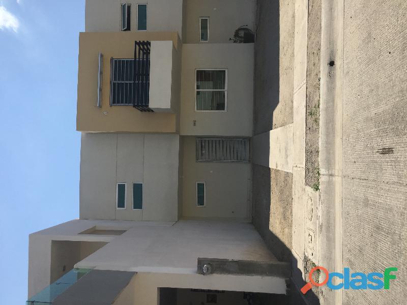 Renta de casa nueva en Privada Albania