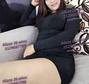 Alizze 26 años hermosa nena muy complaciente hotel y domici