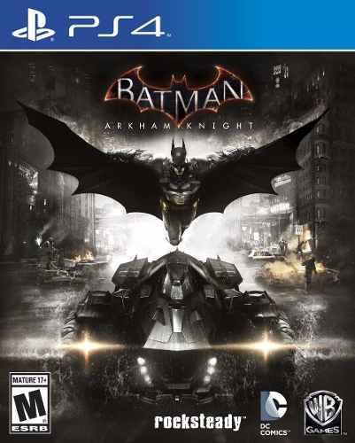 Batman arkham knight playstation 4 ps4 juego nuevo en karzov