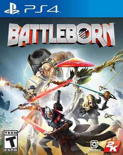 Battleborn playstation 4 ps4 juego nuevo en karzov *