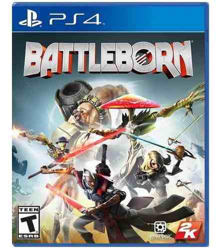 Battleborn ps4 playstation 4 nuevo sellado juego videojuego
