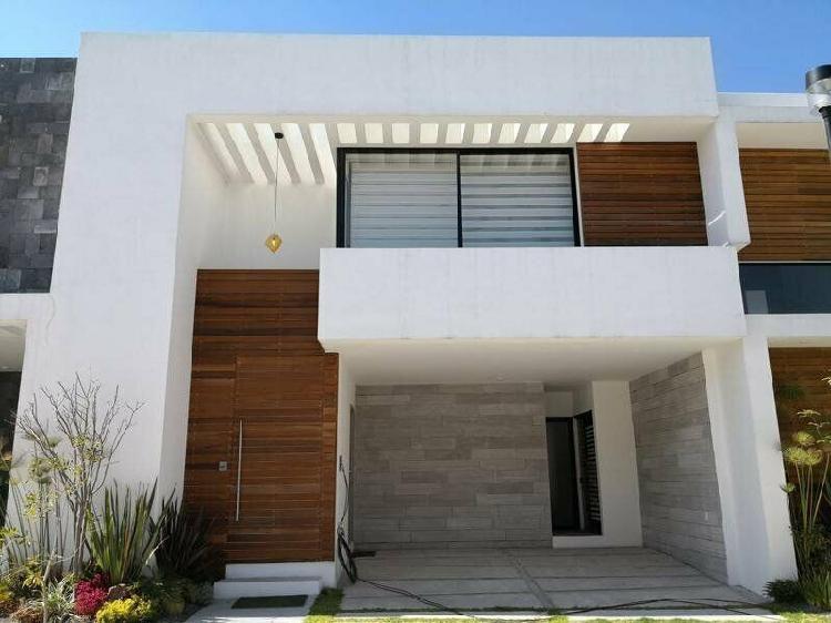 Casa nueva en venta lomas de angelópolis 3 /