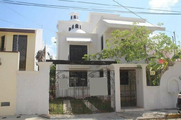 Casa en renta en cancún centro / sm 15 /