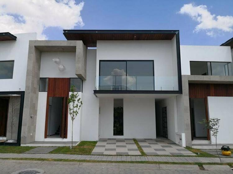 Casas en venta lomas de angelopolis zona cascatta /