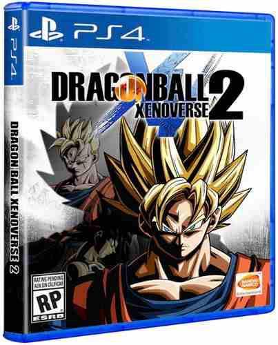 Dragon ball xenoverse 2 ps4 playstation nuevo sellado juego