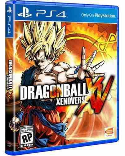 Dragon ball xenoverse ps4 playstation 4 nuevo sellado juego