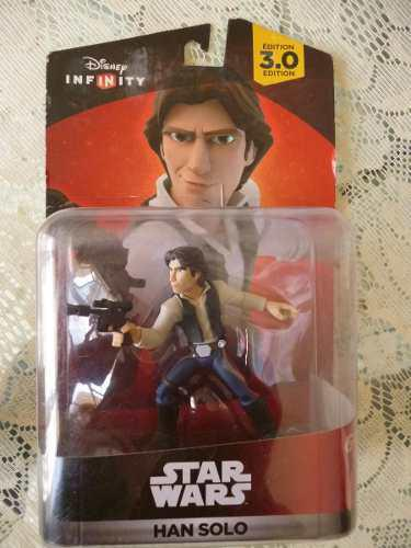 Han solo fig star wars de juego disney infinity 3.0