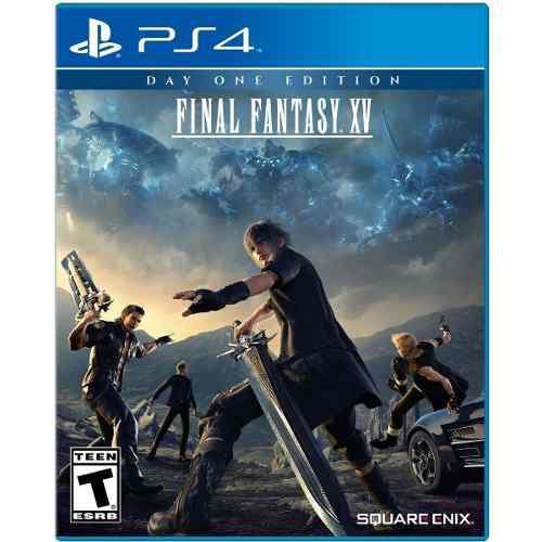 Juego final fantasy xv ps4 nuevo