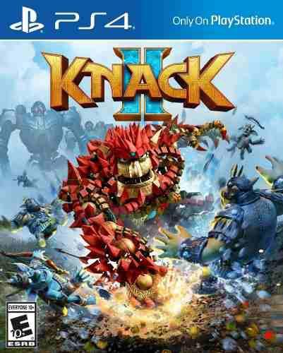 Juego knack 2 ps4 nuevo original