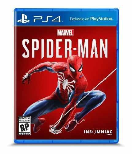 Juego spider man marvel exclusivo ps4 nuevo idioma españ /u