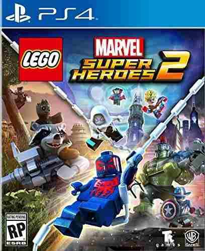 Juegos,lego marvel superheroes 2 - playstation 4