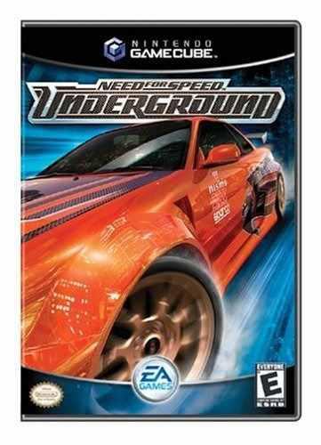 Juegos,need for speed subterráneo