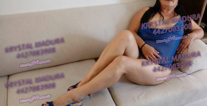 Madura cachonda escort independiente