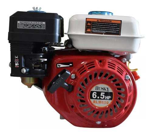 Motor a gasolina 6.5 hp husky rlm650 envío gratis