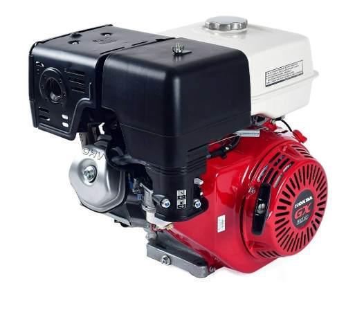 Motor honda a gasolina gx 390 de 13 hp con cuñero 4t