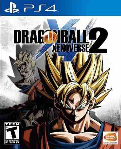 Ps4 - dragon ball xenoverse 2 - juego fisico (mercado pago)