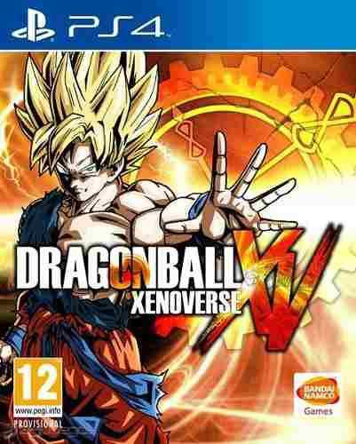 Ps4 - dragon ball xenoverse - juego fisico (mercado pago)