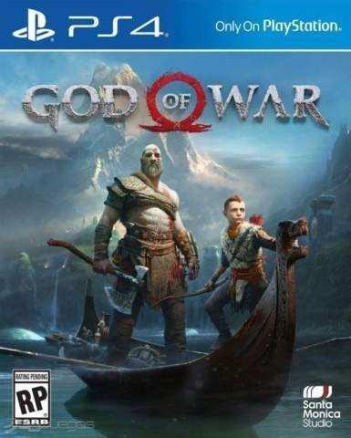 Ps4 - god of war - juego fisico (mercado pago)