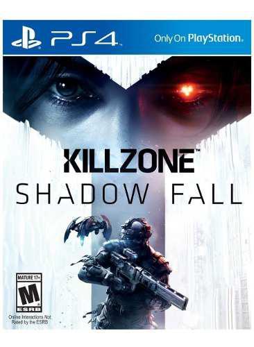 Ps4 - killzone shadow of fall - juego físico (mercado pago)