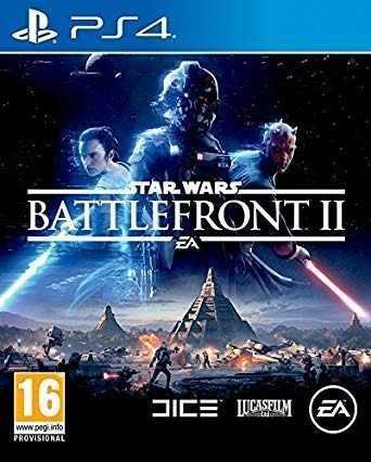 Ps4 - star wars battlefront ii - juego fisico (mercado pago)