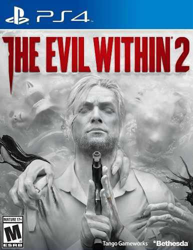 Ps4 - the evil within 2 - juego fisico (mercado pago)