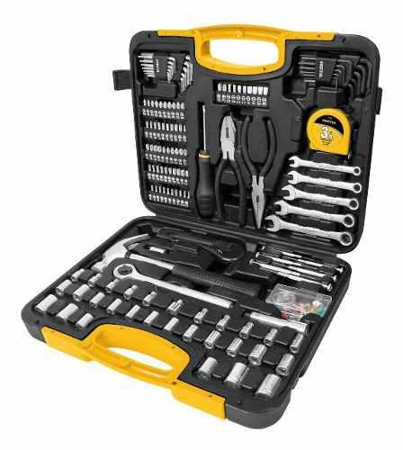 Set herramientas mecánica 133pzs pretul 24223 envío gratis